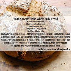 Viking Whole wheat bread Medieval Recipes, Ancient Recipes, Viking Recipes, Viking Food, Nordic Recipe, Norwegian Food, Norwegian Recipes, Scandinavian Food, Soda Bread