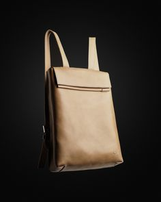 . Leather Backpack, Leather Bag, Must Haves, Backpacks, Bags, Collection, Products, Fashion, Leather