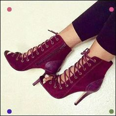 Edna suede trimmed leather ankle boots