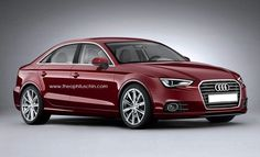 Audi A3 Sedan Coming to India at the End of 2013 | Autogadget  http://autogadget46.blogspot.in/2012/12/audi-a3-sedan-coming-to-india-at-end-of.html