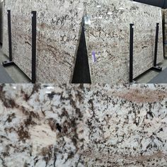White Torroncino Granite Slab... Let Your Imagination Flow With Natural  Stone. #