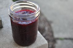 Jam sounds so hard, but it really isn't. This plum jam will make pb&j sing. Or use it for crumb cake and get totally addicted.