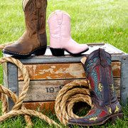 Take a look at the Western Roundup: Boots event on #zulily today!