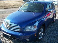2006 Chevrolet HHR, 121,000 miles, $6,995.