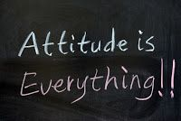 "Attitude determines success from failure. I can wake up in the morning and say ""This is just going to be one of those days"" or I can wake up in the morning and say ""What a great day, I am going to make it happen today"". Notice the subtle difference in attitude, if you think you can, you can, if you think you can't, you can't."