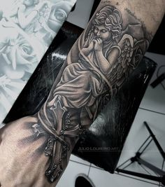 Hand Tattoos, Skull Rose Tattoos, Forarm Tattoos, Dragon Sleeve Tattoos, Forearm Sleeve Tattoos, Irezumi Tattoos, Best Sleeve Tattoos, Tattoo Sleeve Designs, Tattoo Designs Men
