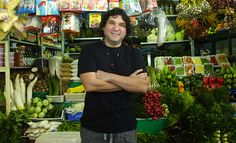 Chef Gaston Acurio, the most famous Peruvian Chef #GastonAcurio. If anyone knows Peruvian cuisine, it is the world's growing gastronomy at a level of unequivocal intricacy and flavors. I love Peruvian cuisine and by marriage default, adore cooking it. This man is bringing Peruvian cuisine to the forefront.
