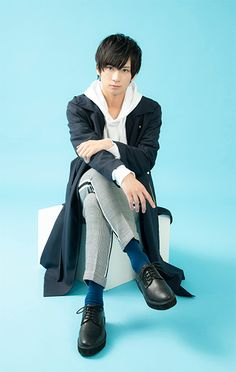 """The secret of the evolution of actor Yoshihiko Aramaki is """"challenge""""! """"I want to take on new challenges in 2020 and take steps further"""" Internet Tv, Stage Play, Tv Guide, Touken Ranbu, My Sunshine, Actors & Actresses, Evolution, Musicals, Things I Want"""