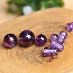 Manmade Amethystine rosary Guru Beads and Tower for Making Bracelets and Malas Making Bracelets, Jewelry Making, Cheap Beads, Round Beads, Jewelry Accessories, Amethyst, Tower, China, Free Shipping