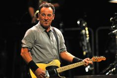 "Bruce Springsteen's exuberant new single ""High Hopes"" features a wah-wah, Rage Against the Machine-style guitar solo and rhythm part from Tom Morello as well as what sounds like a full horn section."
