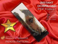 SALE 15% OFF - Peyote Pattern Bracelet Cuff Beading Miyuki Delica Size 11 Beads - PDF Download - Dog