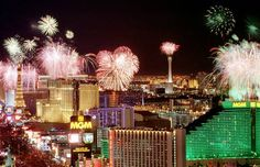 New Years Eve in Las Vegas. I am going this year!