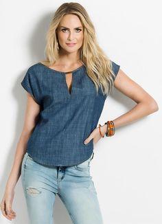 473b9c60e 13 melhores imagens de colcci jeans   Blue, Short jeans e Skinny