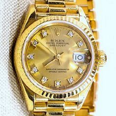 Authentic Mens & Ladies Rolex Datejust, President Watches for Sale at JavyEstrella.com, 100% Authenticity Guarantee, FedEx Shipping, 30-Day Returns.