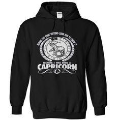 I Was Born A Capricorn