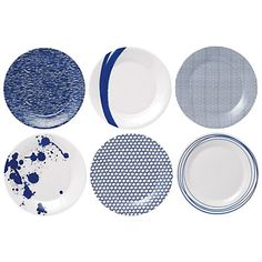 Buy Royal Doulton Pacific Side Plates, Set of 6 Online at johnlewis.com
