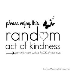 Resources for bahai childrens classes ruhi book 3 lesson 65 random acts of kindness ideas for kids fandeluxe Gallery