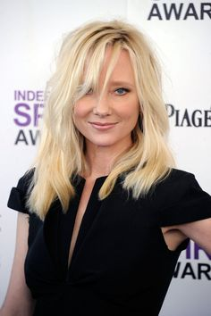 Anne Heche born in Aurora, Ohio