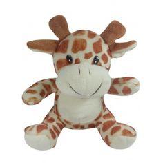 Girafa Safari de Pelúcia - G7004 - ALT 20cm X LARG 17cm