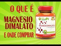 O que faz Magnesio Dimalato e Como e onde comprar magnesio dimalato