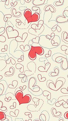 Love wallpaper, pastel wallpaper, phone wallpapers, wallpaper patterns, v. Beautiful Wallpaper For Phone, Wallpaper For Your Phone, Heart Wallpaper, Love Wallpaper, Colorful Wallpaper, Screen Wallpaper, Mobile Wallpaper, Cute Backgrounds, Cute Wallpapers