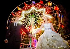 http://truephotography.com/flowers/elegant-vintage-wedding-calamigos-ranch-flowers-hidden-garden/ Calamigos-Ranch-wedding-with-carvinval-theme-and-ferris-wheel