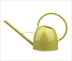 Lime Green Watering Can | at Crate & Barrel | House & Home