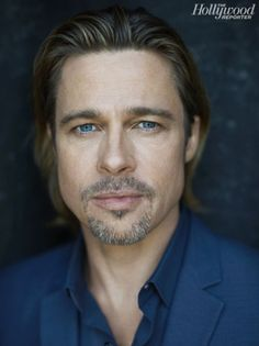 Brad Pitt for the Hollywood Reporter  he has done amazing things in New Orleans