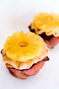 Honey Baked Ham Cupcakes: Sweet & Savory Treats to Satisfy Your Pork Tooth