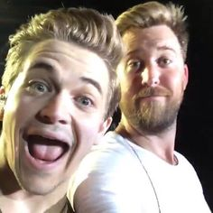 Hunter and Charles - I love this so much like, I can't even!