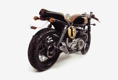 Dalua Motorcycle by Tamaritmotorcycles.com