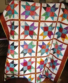 Warm n cosy quilt for a 90 year old.
