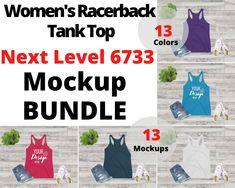 Shirt Template, T Shirt Image, Blank T Shirts, Shirt Mockup, Photo Editor, Racerback Tank, Things To Sell, Tank Tops, Flat Lay