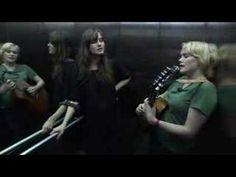 ▶ Ane Brun & Nina Kinert @Mathieu Abet Abet Abet Durand Closed Doors Roots of Heaven - YouTube
