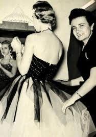 boriska veste miss israel, foto de 1950