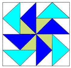 Free Dutchmans Puzzle Quilt Block Lesson for beginners, learn how to make one with my free block pattern lessons