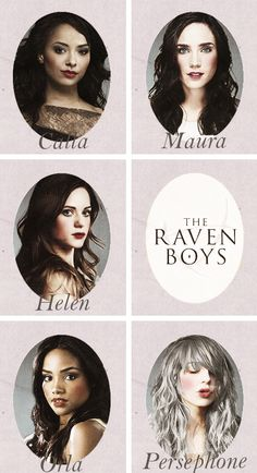 The Raven Cycle Characters: [Part 2 of 3]