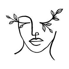 Beauty is in the eye by Nin Hol metal posters - Displate # Art Drawings Sketches, Easy Drawings, Drawing Art, Simple Animal Drawings, Bird Line Drawing, Flower Art Drawing, Pencil Art Drawings, Tattoo Drawings, Doodle Art