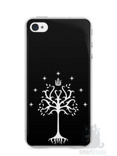 Capa Iphone 4/S Árvore da Vida - SmartCases - Acessórios para celulares e tablets :)