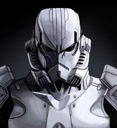 Artist Paints Spectacular Portraits Of Square Enix 'Star Wars' Figures