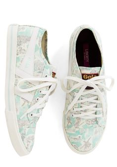 Skipping Through the Country Sneaker, #ModCloth