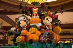 HKDL Oct 2012 - Halloween at the Emporium | by PeterPanFan