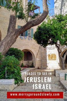 Wondering how to spend your time in Jerusalem, Israel? Follow this guide to see the Old City, Ben Yehuda Street, Western Wall an Chords Bridge. Middle East #jerusalem #israel #middleeast #travel #travelinspiration #inspiration #ancient