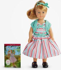 Living A Doll's Life : *NEWS* Maryellen Book Descriptions + Mini Doll