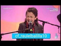Raúl El Balilla por camarón de la isla 'soy gitano'