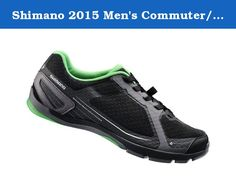 Shimano 2015 Men's Commuter/Tour Cycling Shoes - SH-CT41L. The Shimano CT40 Cycling Shoe provides comfort and performance both on and off the bike. Whether you are a first time clipless rider or a seasoned veteran looking for a more wearable cycling shoe, you will love the comfort, performance, and ease of use. This shoe is great for recreational cycling and weekend tours, it is optimized for Shimano's Click'r integrated pedal system. Cleat positioner cap helps introduce first-time…