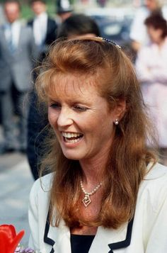 Sarah, the Duchess of York 1992
