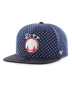 745a7e81c71e2 NBA Golden State Warriors Crossbreed  47 CAPTAIN Snapback Hat