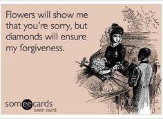 Ensure forgiveness