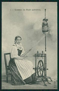 c1910 French Postcard